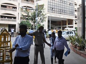 India Courtroom Shooting