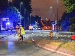 Pedestrian dies two months after Tipton motorbike crash