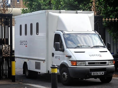 Record orders for Serco