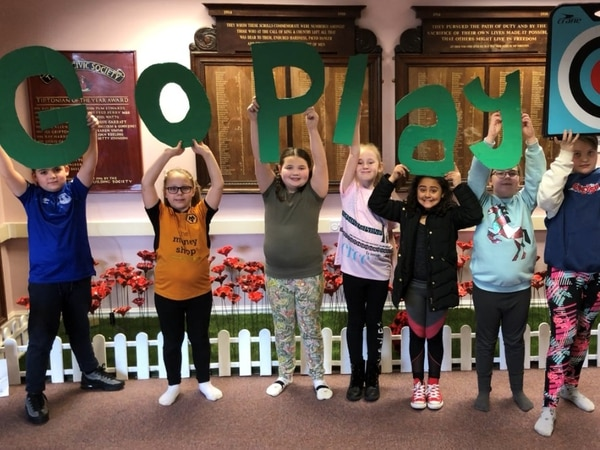 Sandwell charity keeping young entertained for free