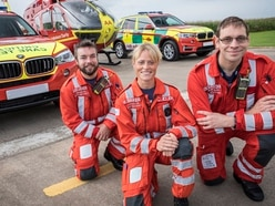 New rapid response vehicles for Midlands Air Ambulance