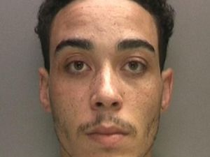 Declan McCalla has been jailed for 14 months (Image by West Midlands Police)