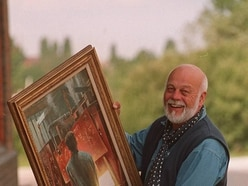 Black Country artist who painted for prime minister dies, aged 84