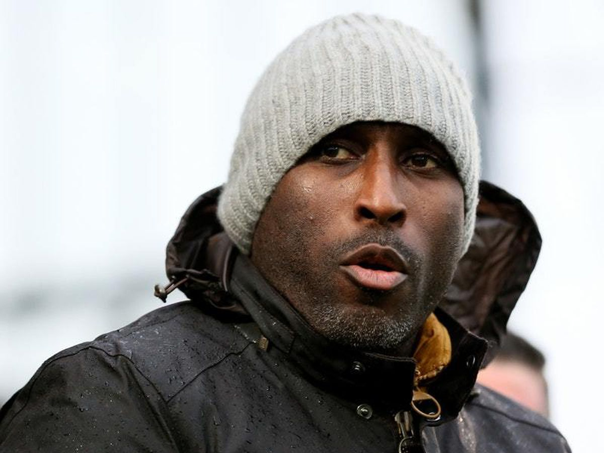 Macclesfield manager Sol Campbell is loving life at the bottom end of the Football League (Richard Sellers/PA).