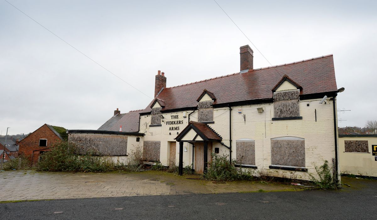 The Fiddlers Arms faces demolition