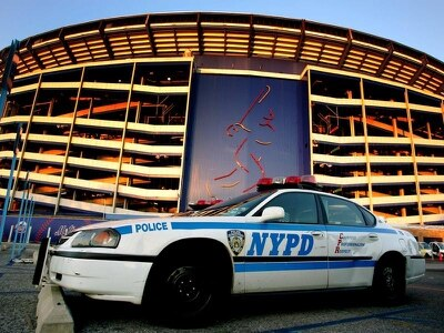 See how the NYPD is getting ready for Pride by revamping a squad car