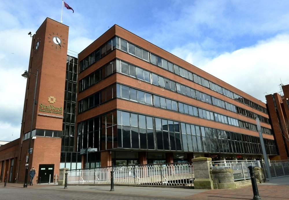 Stafford Borough Council writes off £89,000 debt