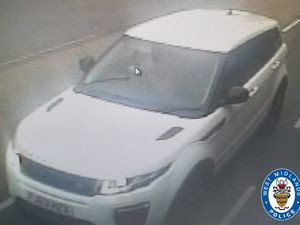 Have you seen this car?