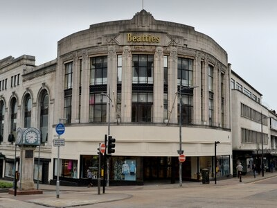 University of Wolverhampton pulls out of deal to buy Beatties over renovation costs