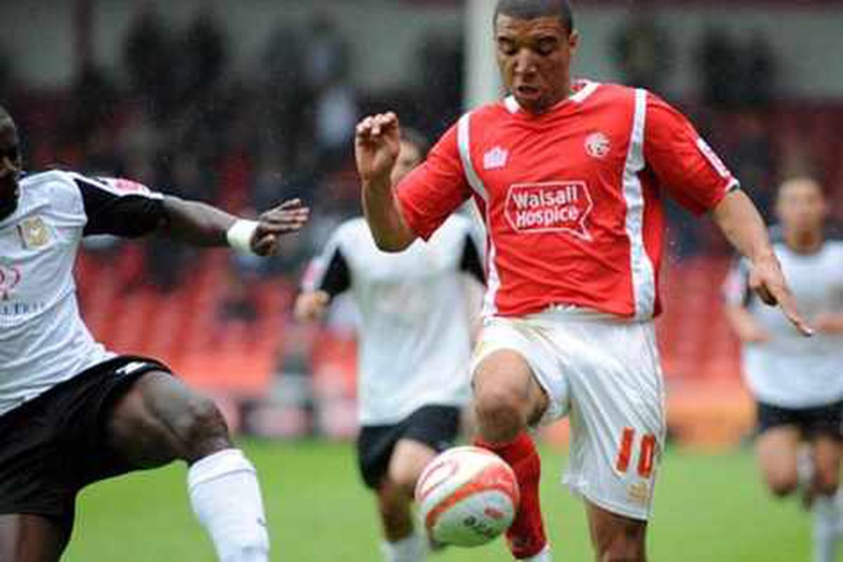 Walsall agree to sell Troy Deeney to Watford
