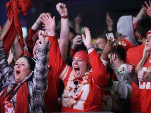 Kansas City Chiefs fans