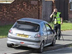 Hunt for driver continues after woman killed in Walsall hit-and-run