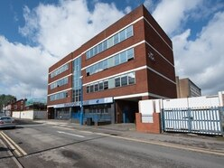 Further seven flats earmarked for West Bromwich office block