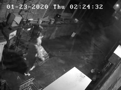Thief raids Great Barr shop for bread