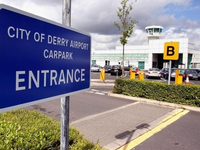 City of Derry Airport 'reviewing options' to replace flybmi Stansted service