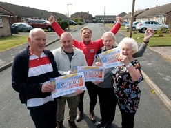 Nine Burntwood neighbours scoop £30,000 in People's Postcode Lottery