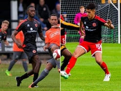 Walsall duo Milan Butterfield and Jordan Sangha join Rushall Olympic