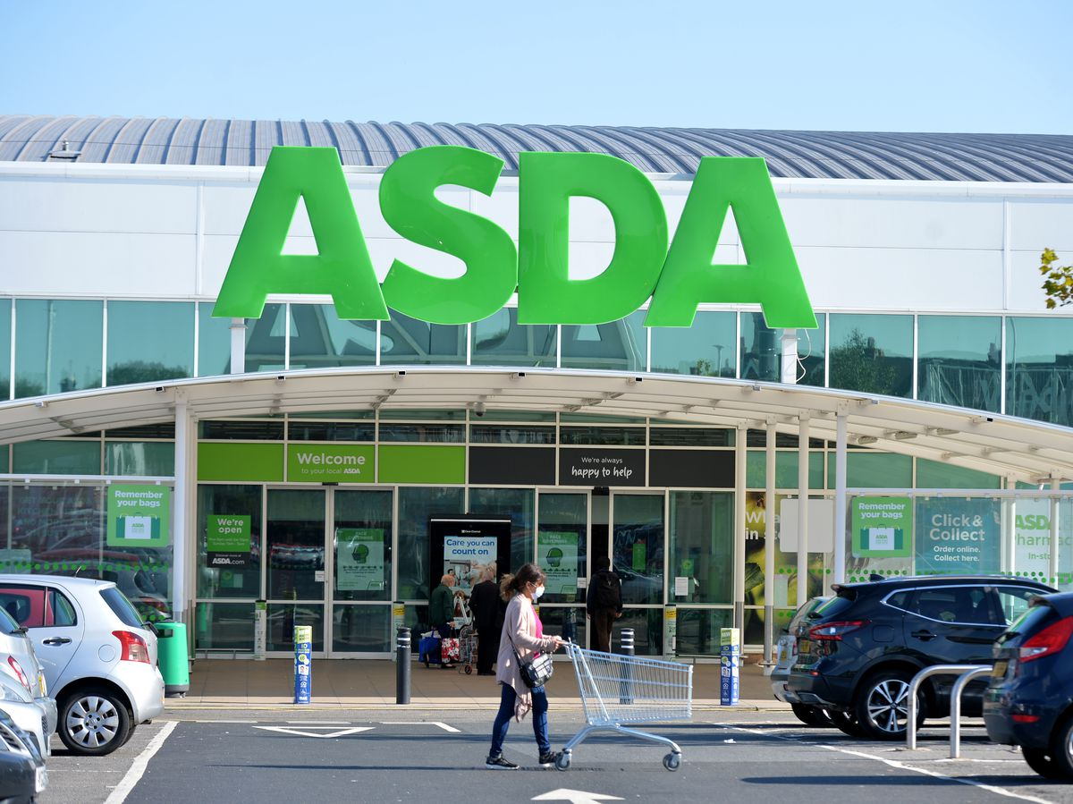 The outbreak happened at Asda in Smethwick