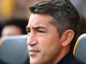 Bruno Lage. (Getty)