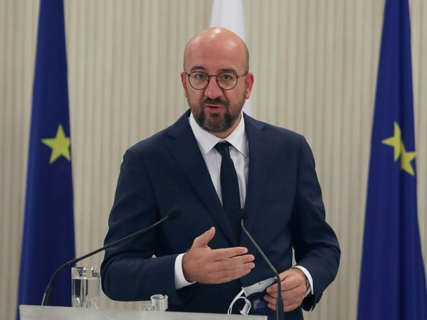 European Union postpones summit after EU Council president goes into quarantine