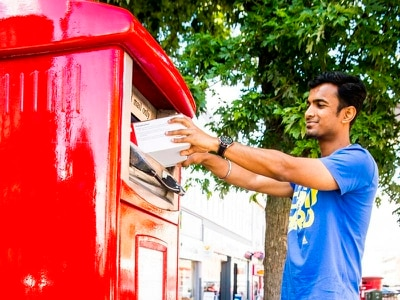 Find out how you'll soon be able to post your parcel in a postbox