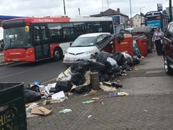 Council workers taking on fly-tippers in Birmingham