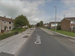 Two men charged after police officer hit by car in Walsall