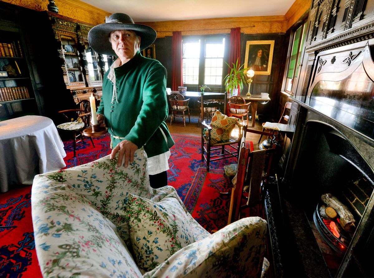 Boscobel House is reopening its refurbished indoor areas
