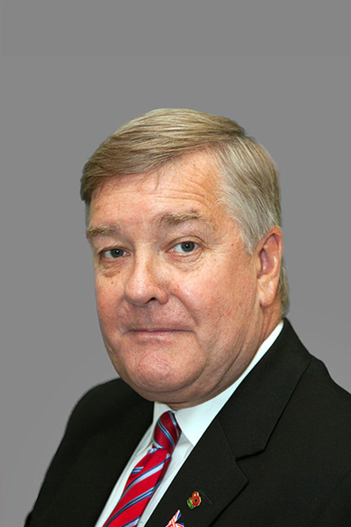Councillor Ian Jones