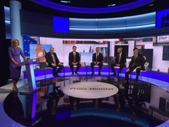 Live coverage: Candidates clash over Brexit in Tory leadership debate