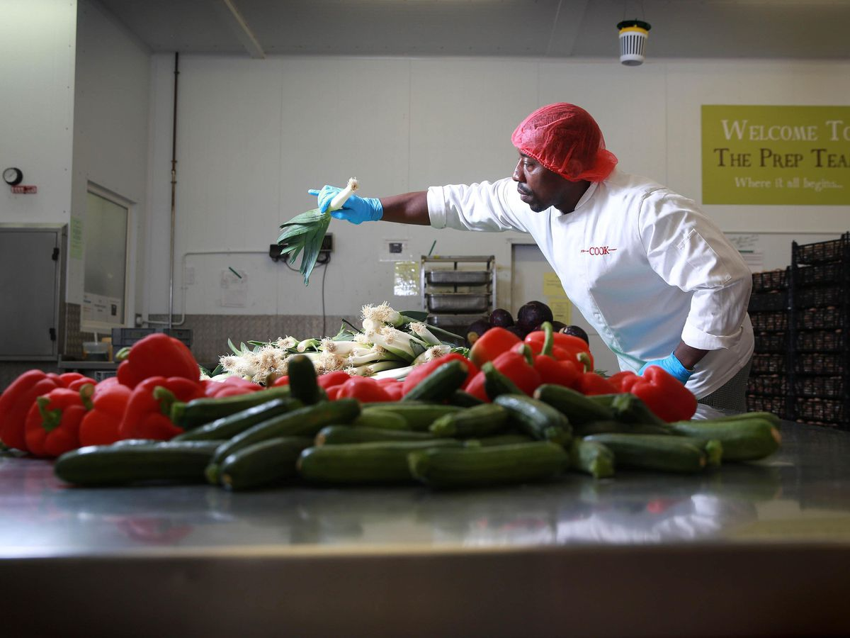 COOK living wage