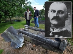 Grave of Victoria Cross war hero to be restored