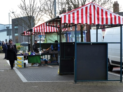 Traders rally with meeting to save ailing Wednesfield Market