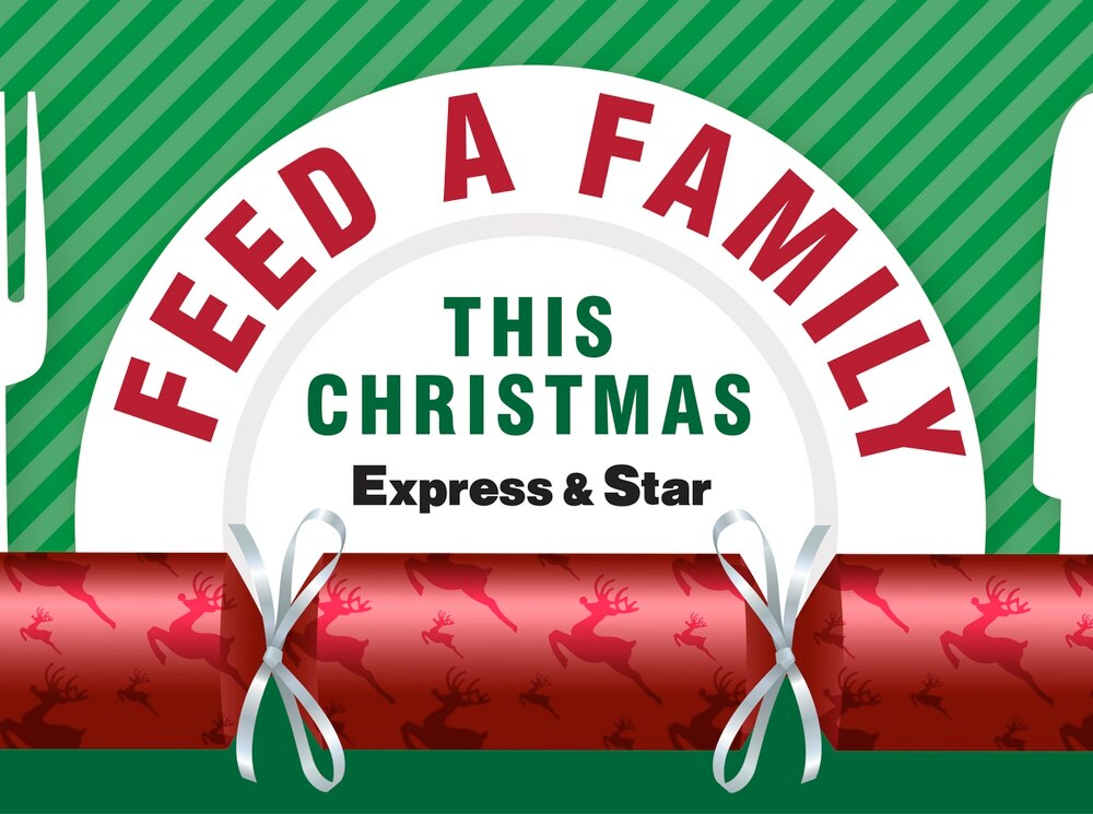 Feed A Family This Christmas Express Star Launches