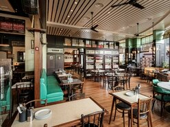 Writing competition launches to celebrate restaurant opening