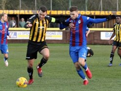 Rushall Olympic 0 Coalville Town 2 - Report and pictures