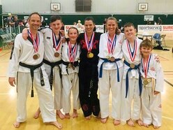 Wyre Forest martial arts aces are a hit online