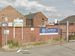 Dunton Environmental Limited in Union Mill Street, Horseley Fields, Wolverhampton. Photo: Google Street View