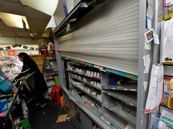 Bloxwich shop owner speaks of shock after raiders strike through roof
