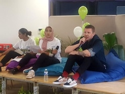 Professor Green urges teens affected by Grenfell to feel empowered