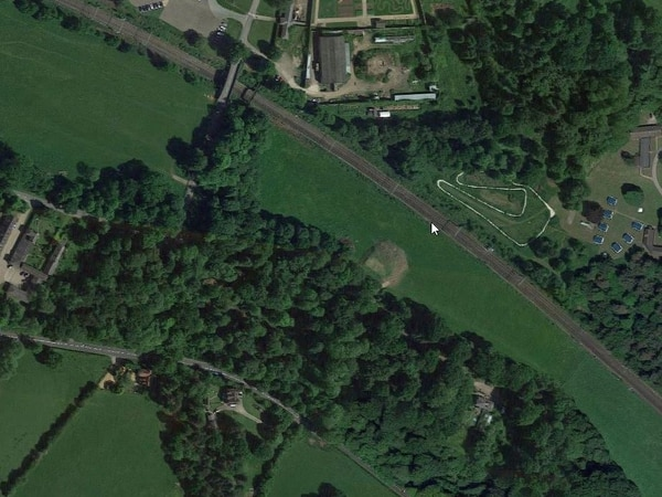 Van driver who died in crash near Shugborough Hall named by police