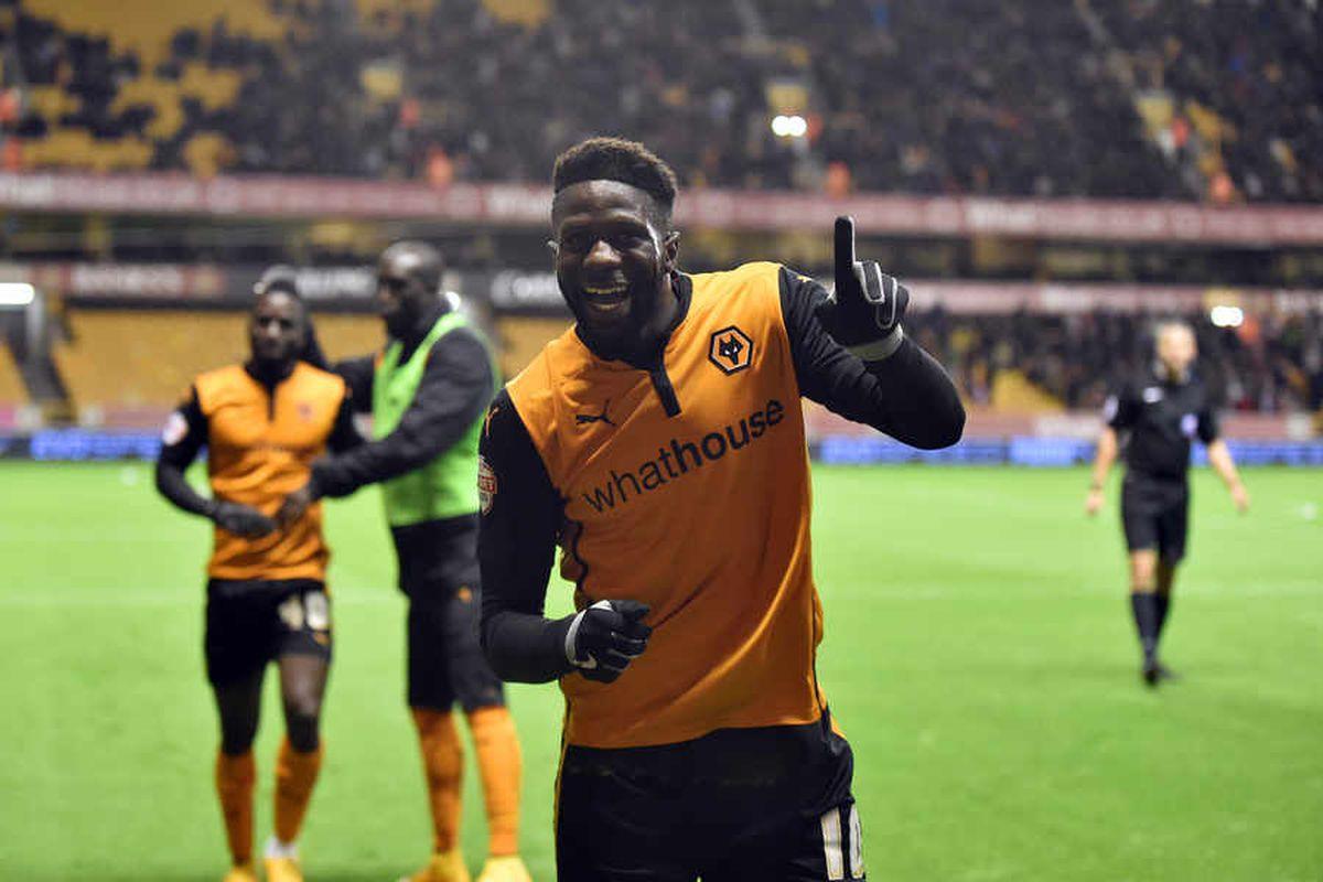 Summer transfer window: Bakary Sako on Wolves' shortlist