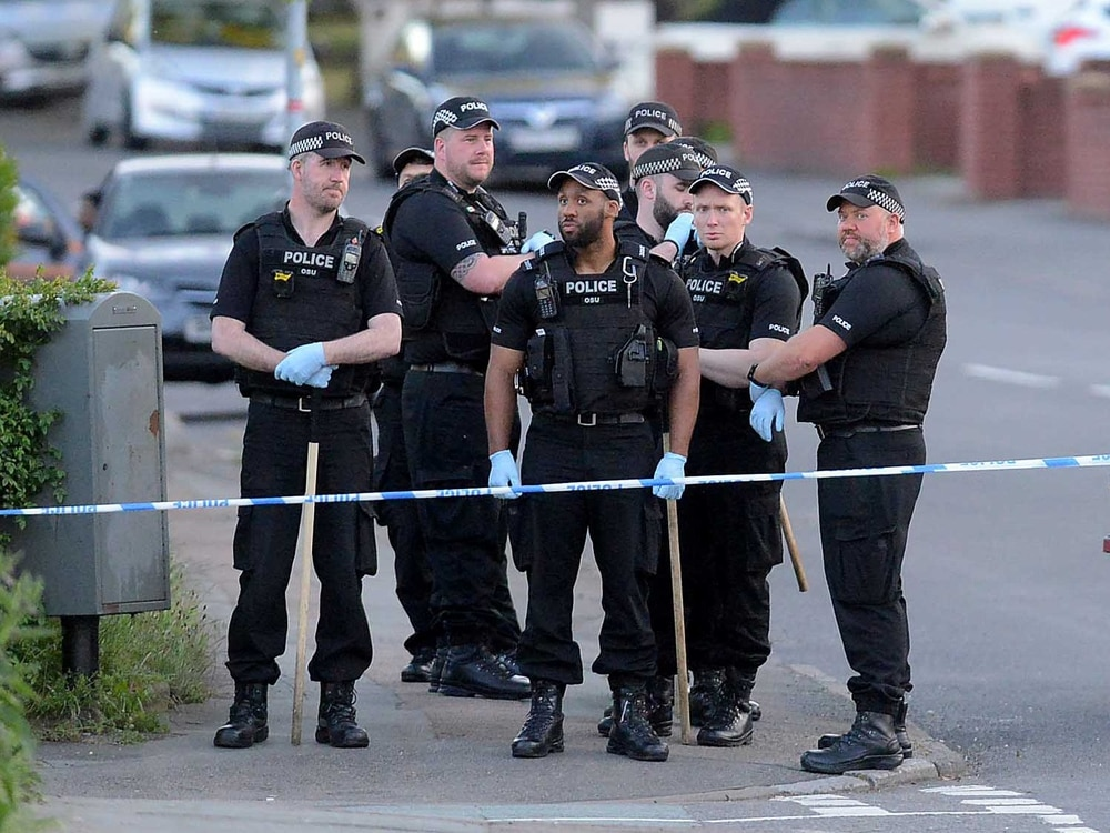 Three teenagers charged over latest Wolverhampton shooting