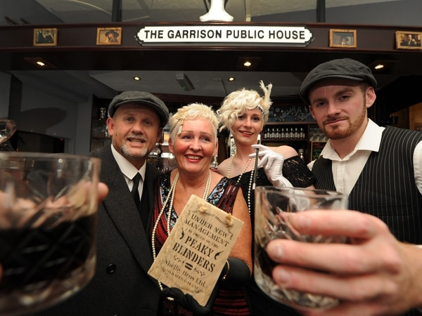 By order of the Peaky Blinders! Walsall pub launches inspired by hit show
