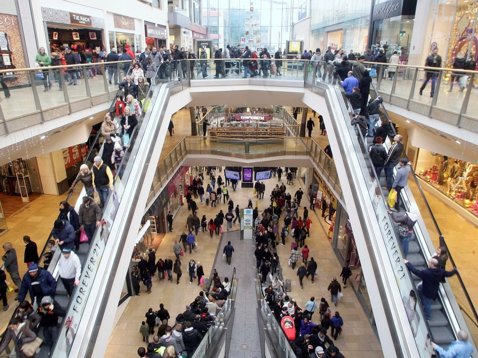 Bullring owner Hammerson gets just 16 per cent of third quarter rents in UK