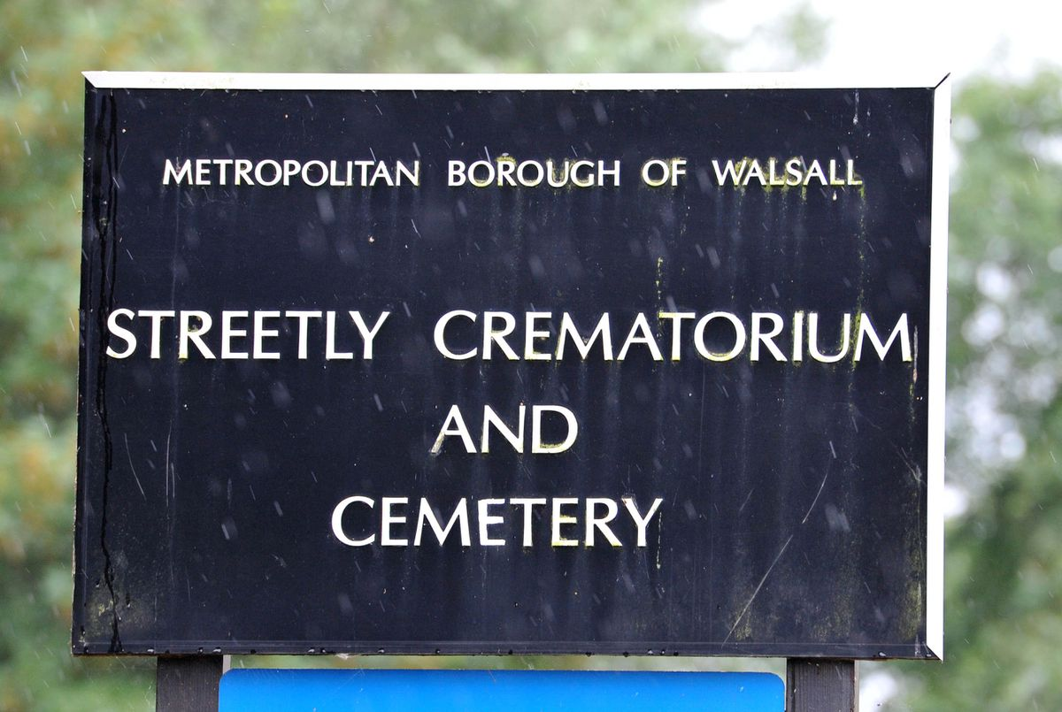 Streetly Crematorium and Cemetery