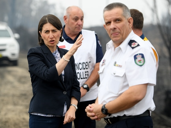 'The fires were so widespread': Black Country-born fire chief speaks of Australian bush fires