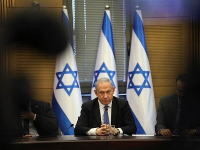 Israeli PM awaits decision on corruption charges