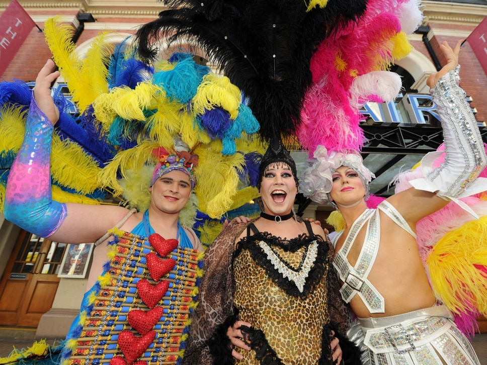 Priscilla Queen Of The Desert, Wolverhampton Grand Theatre - review and pictures