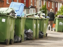 Fortnightly bin collections in Wolverhampton on the way
